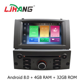 بلوتوث 3G USB Peugeot 5008 Dvd Player، LD8.0-5588 Dvd Player برای آندروید