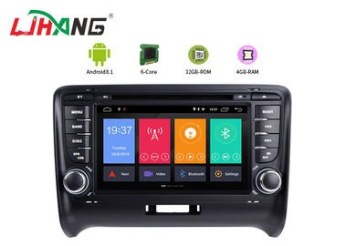 Android 8.1system Audi Dvd Player، Ublox 6 Android Car Dvd Player Gps Navigator