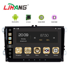 چین Android 8.1 Car Dvd Player برای Volkswagen Canbus Radio GPS 3G WIFI USB Map کارخانه