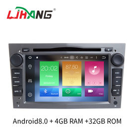 Android 8.0 Vectra Opel Car Radio DVD Player با OBD BT Radio Free Map