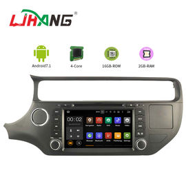 چین PX3 4core Android Car DVD Player پخش DVD Player برای KIA RIO با Mirror Link کارخانه